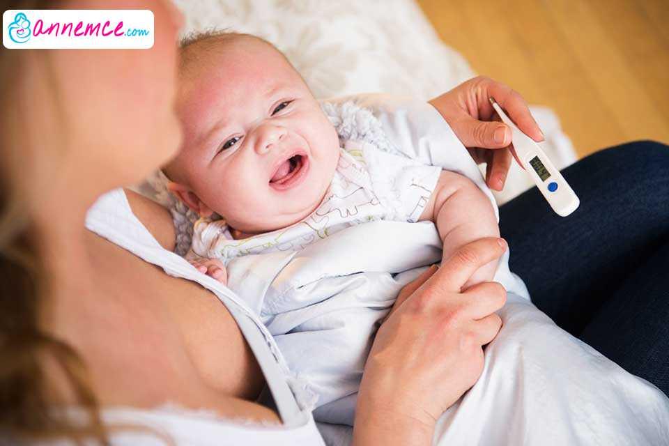 Bebeklerde Yüksek Ateş ve Nedenleri