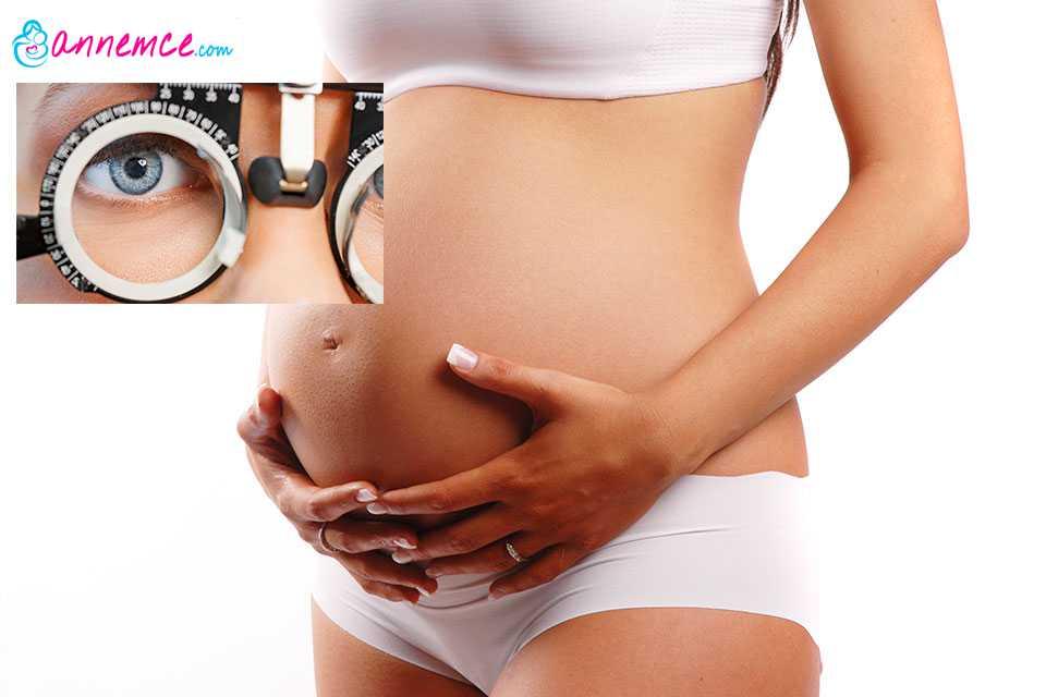 Hamilelikte Göz Sağlığı Hakkında Bilinmesi Gerekenler