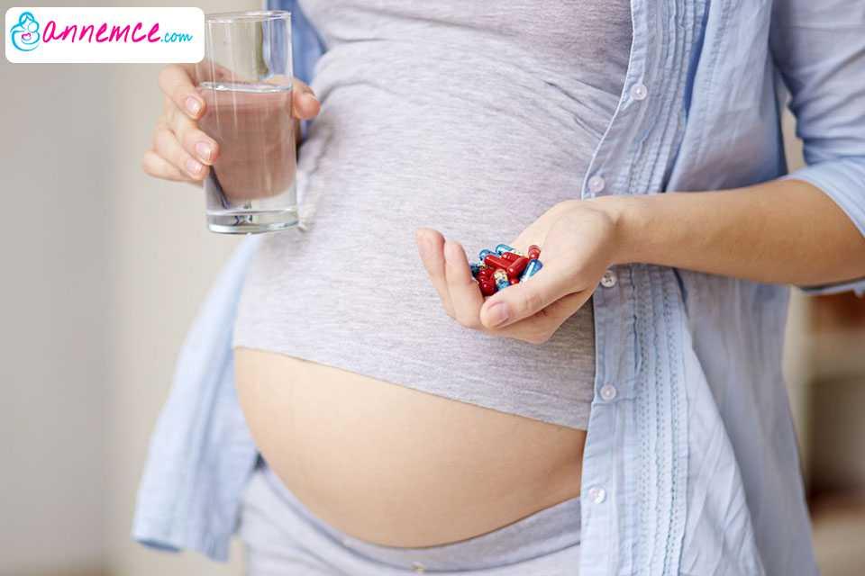 Hamilelik Öncesi ve Hamilelikte Alınması Gereken Vitaminler