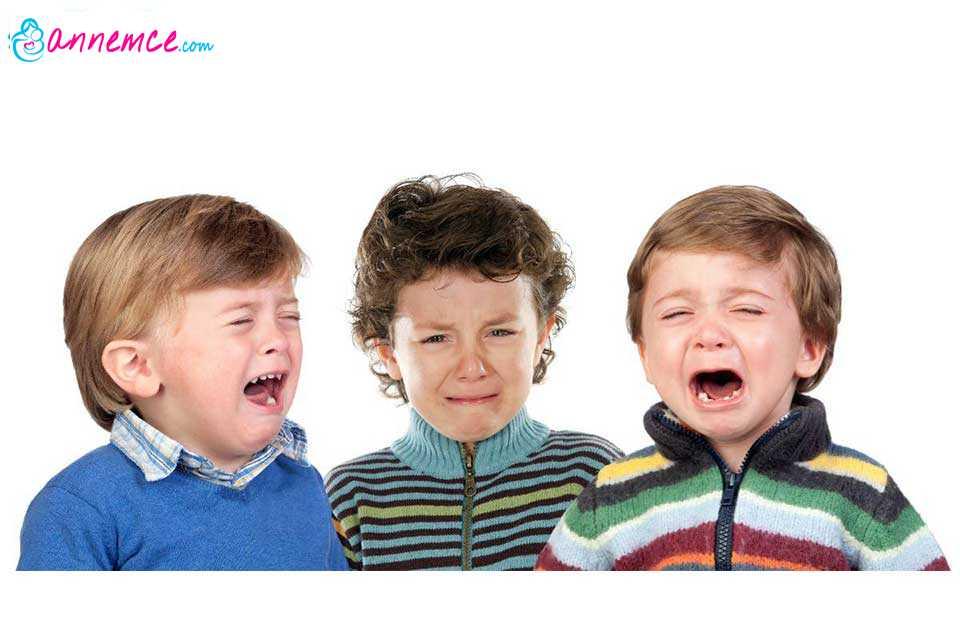 3 Yaş Sendromunun Genel Davranış Özellikleri