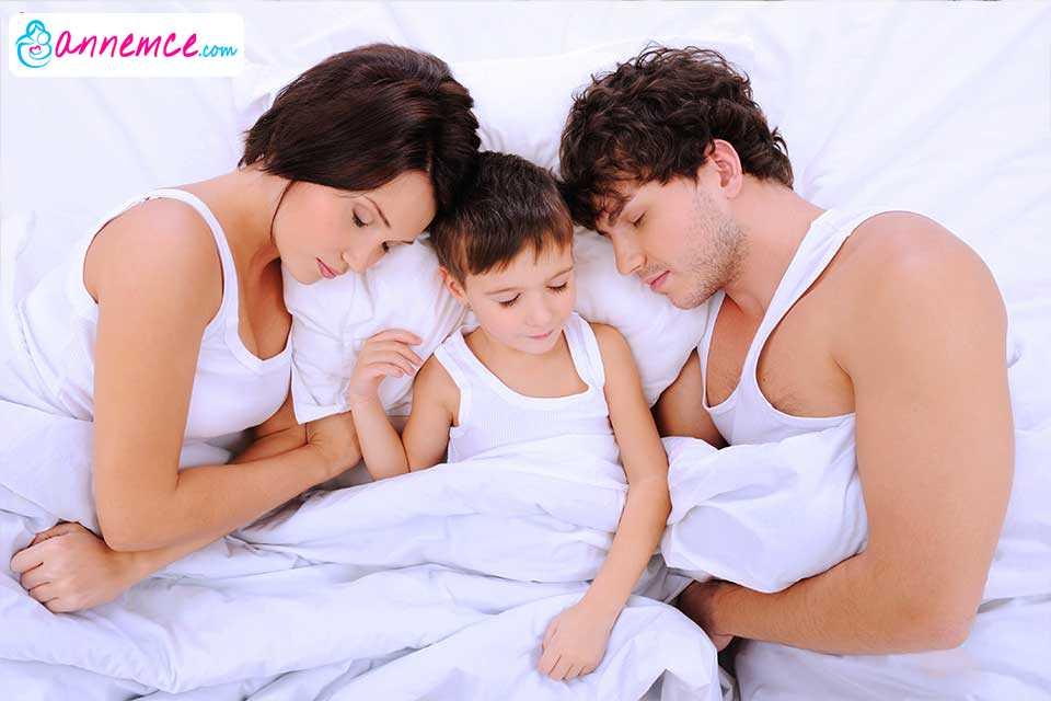 Anne ve Babalarına Bağımlı Çocuklar