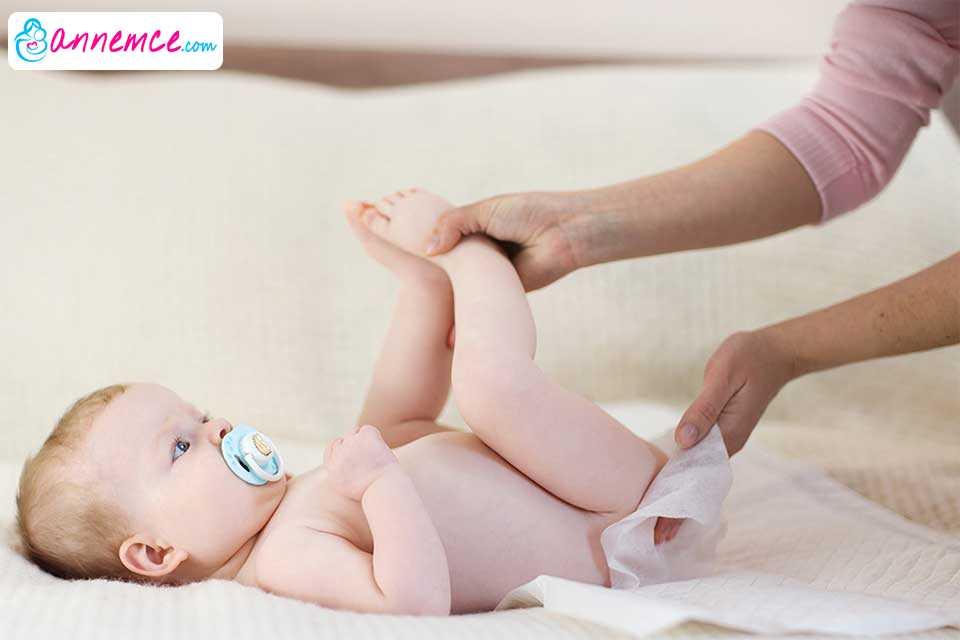 Bebeğinizin Gaz Çıkarması Gayet Normal