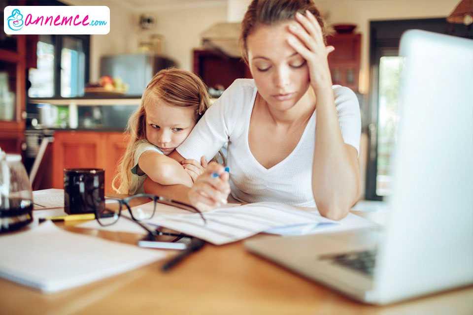 Çalışan Anne Olmak ve Çalışan Annelere Tavsiyeler