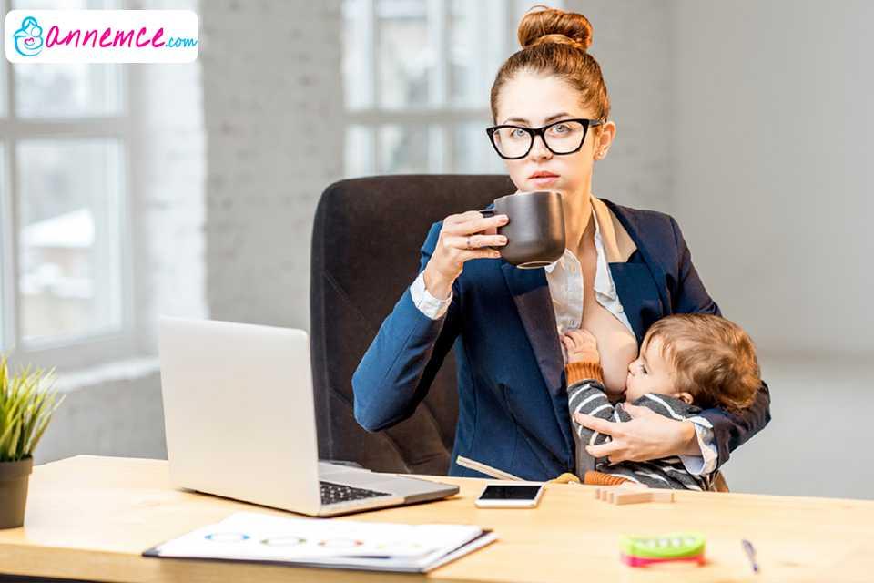 Çalışan Anne Olmanın Zorlukları ve Çözüm Önerileri
