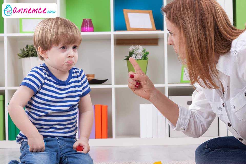 Çocuğa Disiplin Yaklaşımı ve Dikkat Edilmesi Gerekenler