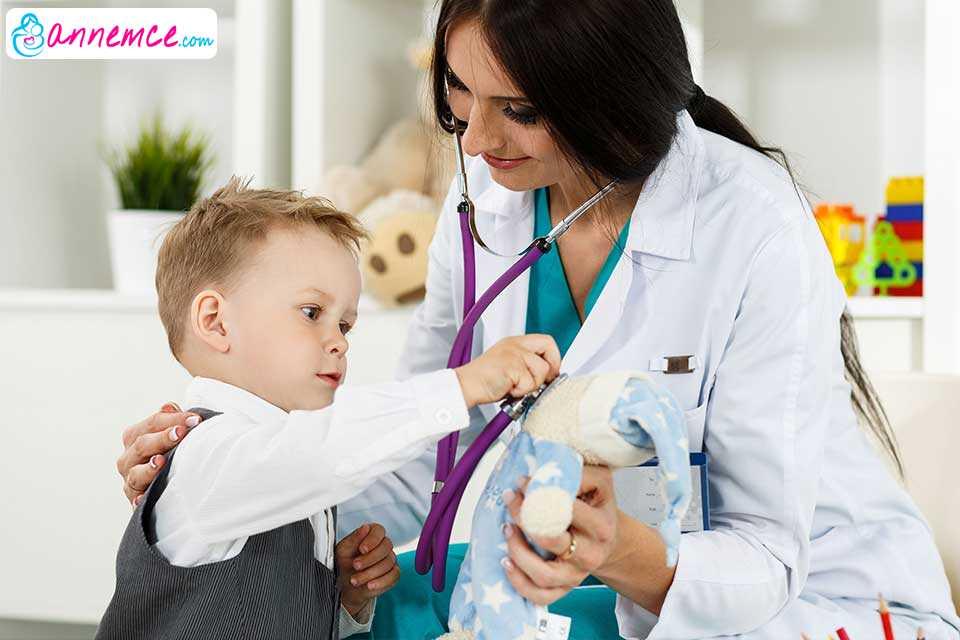 Çocukluk Döneminde Görülen Hastalıklar