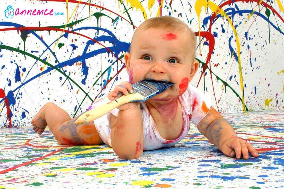 Çocuk Gelişiminde Resim Yapmanın Önemi