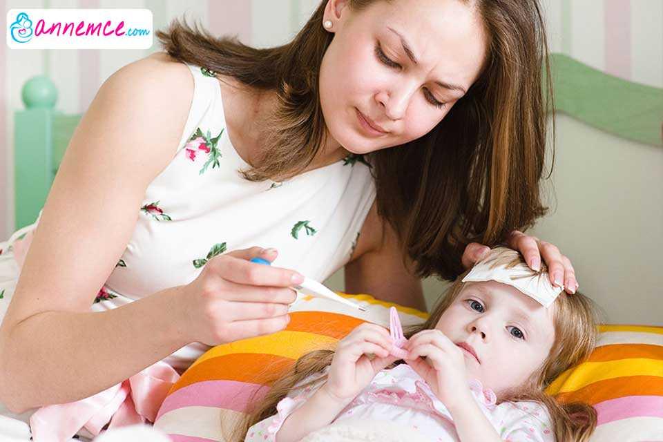 1–5 Yaş Arası Çocuklarda Ateş Belirtileri ve Tedavi Yöntemleri