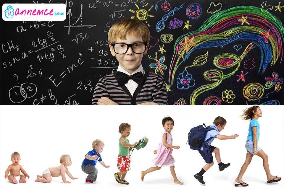 Çocukların Gelişim Evreleri Nelerdir? Yaş Yaş Çocuk Gelişimi