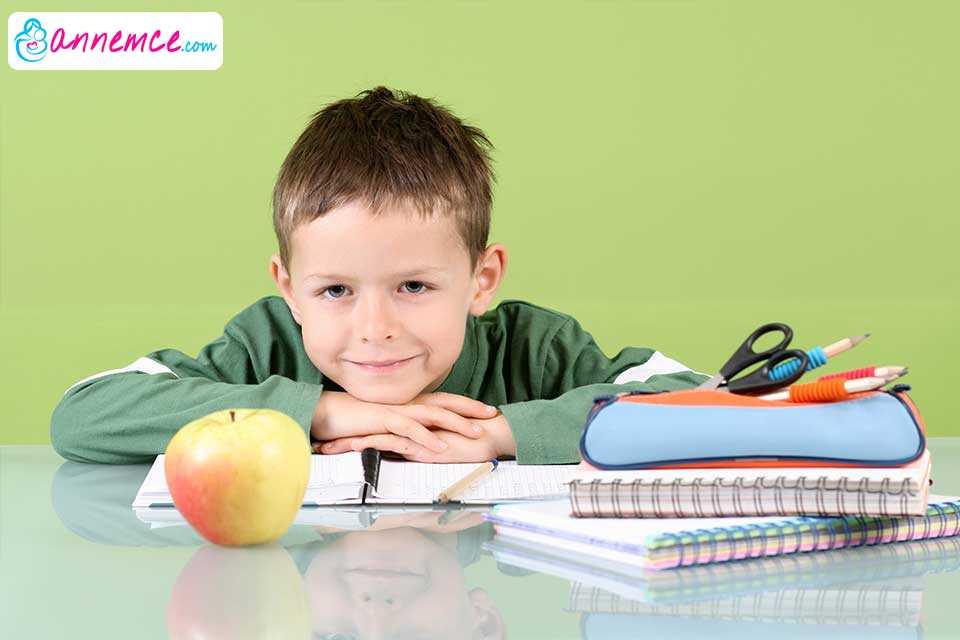Çocukların Ders Çalışma Problemi