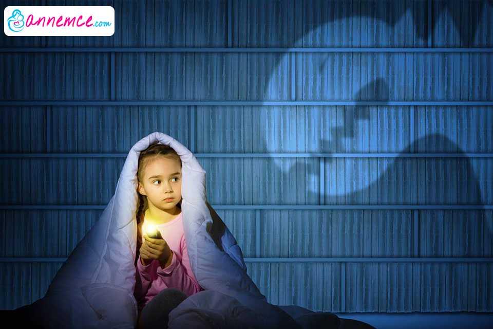 Çocukların Korkuları ve Bu Korkulara Karşı Yapılması Gerekenler
