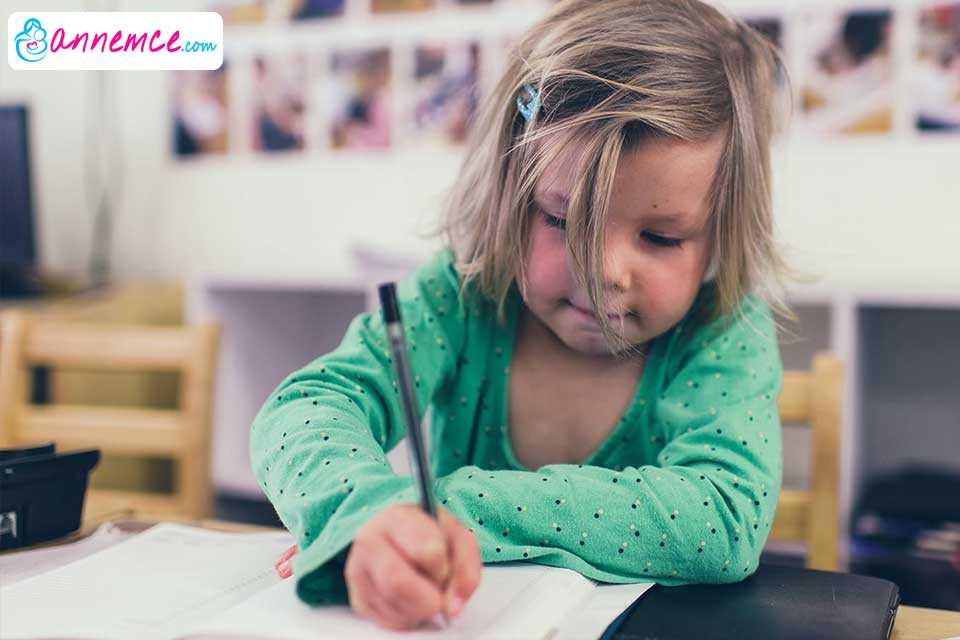 Okula Uyum Süreci ve İlk Hafta Sendromu