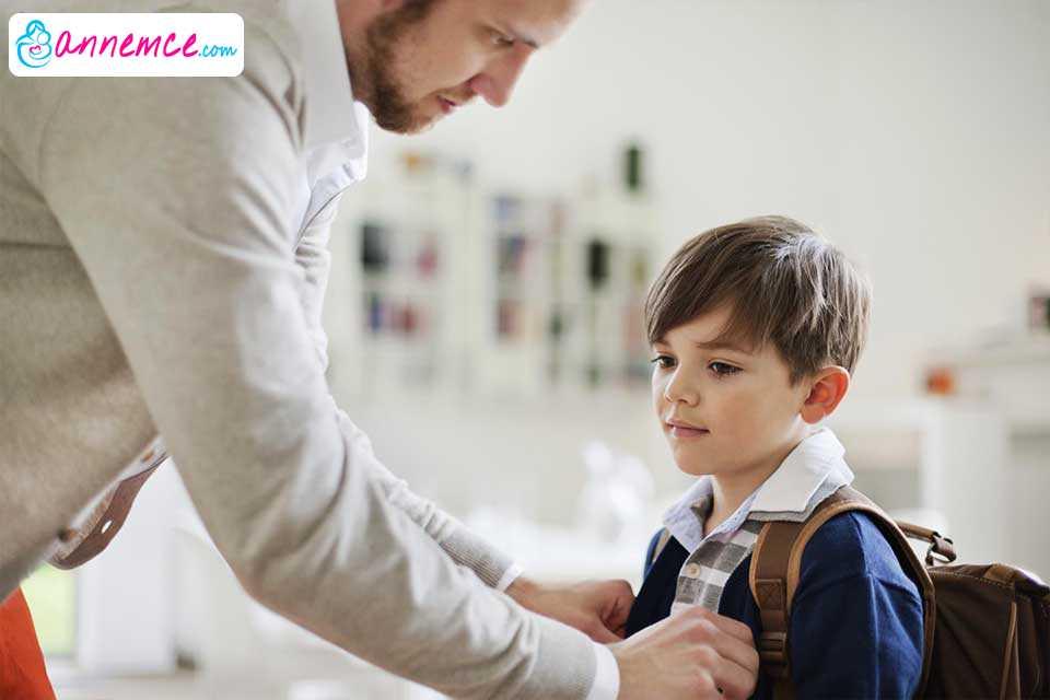 Çocukların Okula Uyum Süreci