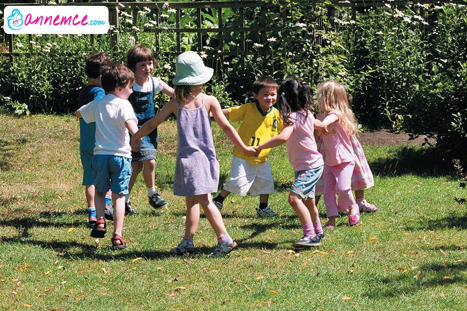 Çocuklarımız İçin Açık Hava Oyunlarının Önemi