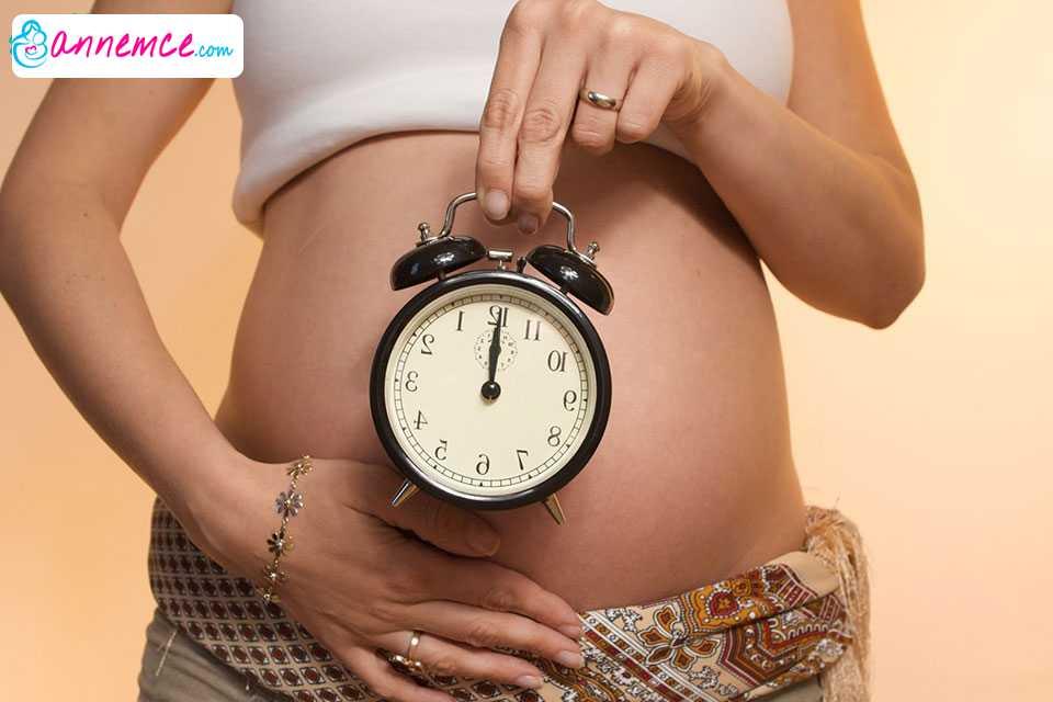 Geç (İleri) Yaşta Anne Olmak