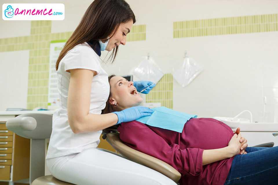 Hamilelikte Diş Sağlığı ve Yanlış Bilinenler