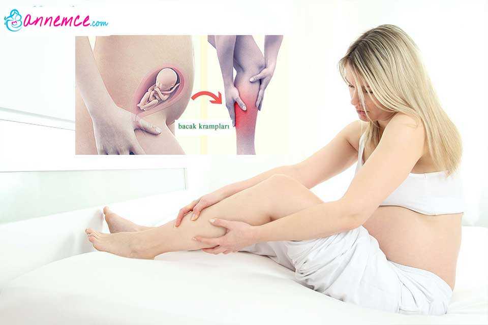 Gebelikte Bacak Ağrısı ve Kramplar