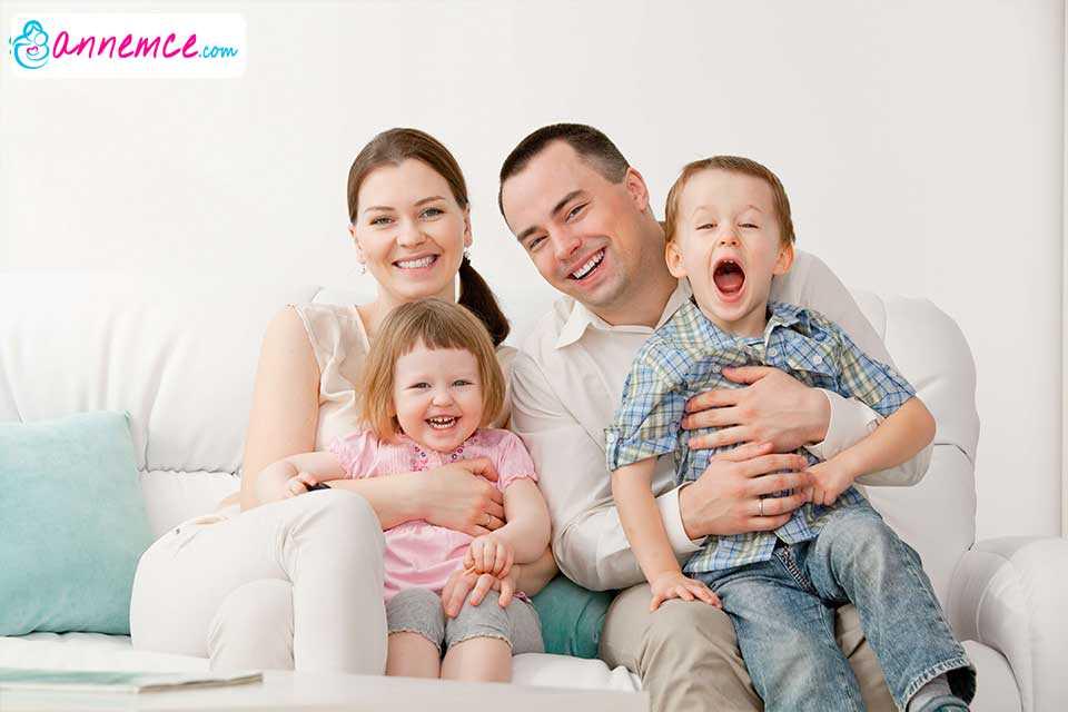 Sağlıklı Aile İçin Anne, Baba ve Çocuk