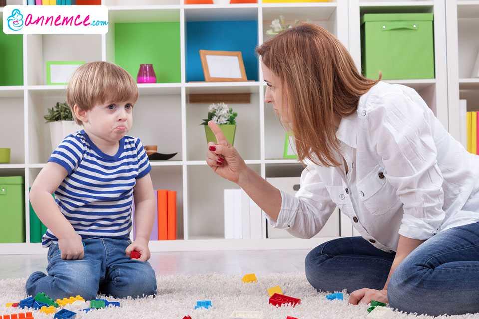 Çocuklarda 2 Yaş İnadıyla Baş Edebilmek