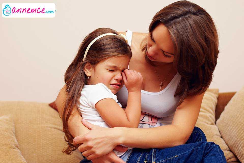 Çocukların Anneye Aşırı Bağımlı ve Düşkün Olması