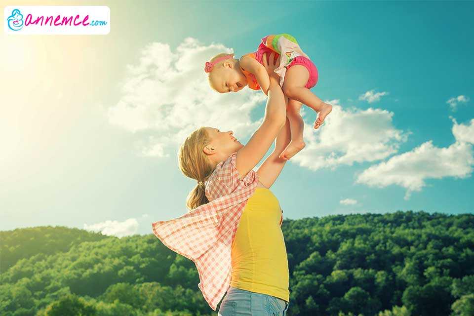 Bebeğinizin Güven Duygusunu Geliştirmek İçin