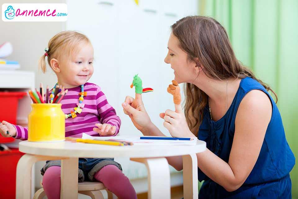 Bebeğimiz Bizden Neler Öğrenir ?