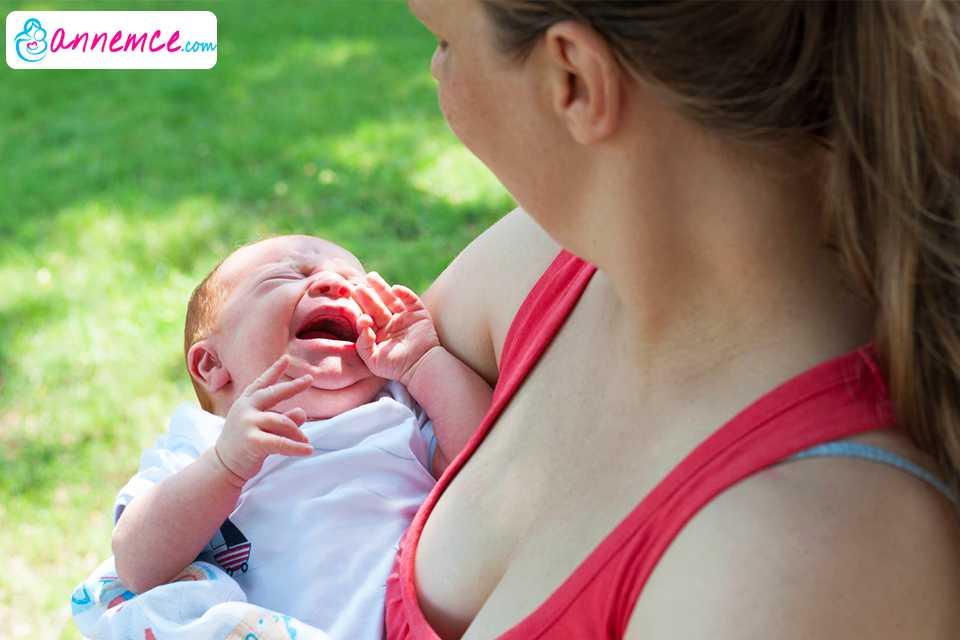 Bebeğiniz Sürekli Ağlıyorsa? Bilinmesi Ve Dikkat Edilmesi Gerekenler
