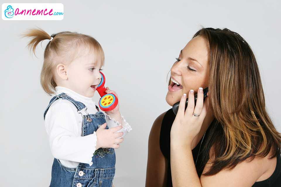 Bebekler Konuşmayı Nasıl Öğrenirler?