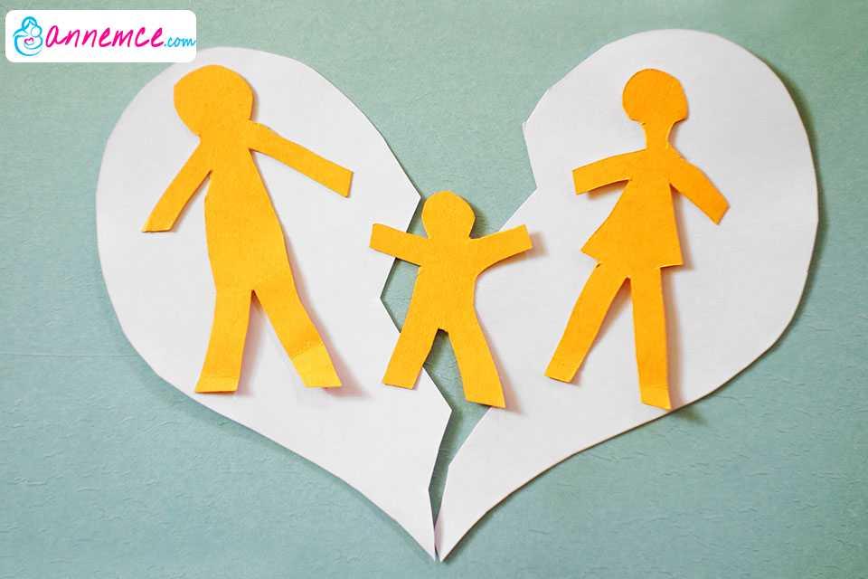 Boşandıktan Sonra Babalara Düşen Görevler