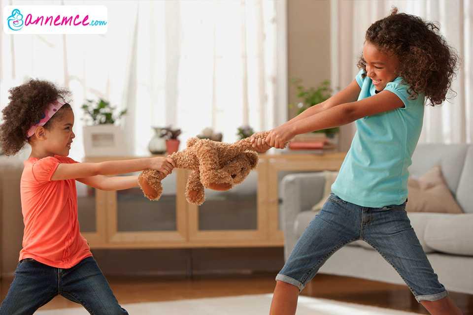 Çocuğuma Paylaşmayı Nasıl Öğretebilirim?