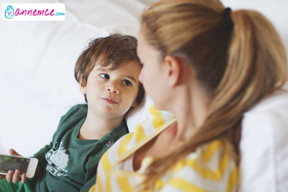 Çocuklarımız Neden Yalan Söylüyor?