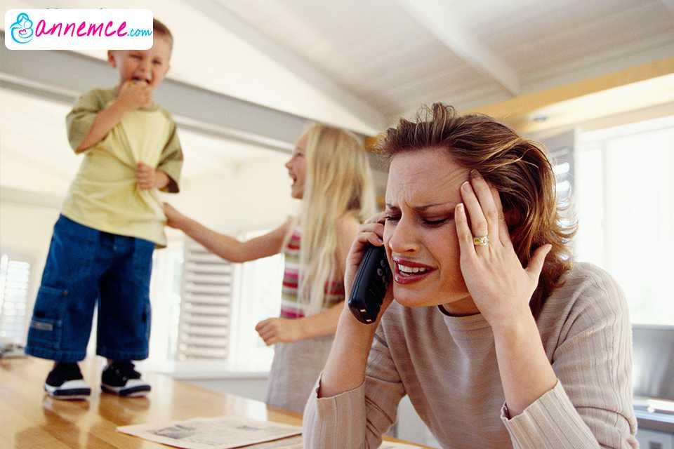 Çocuğunuz Söz Dinlemiyor Ve Sizi Çok Yoruyorsa