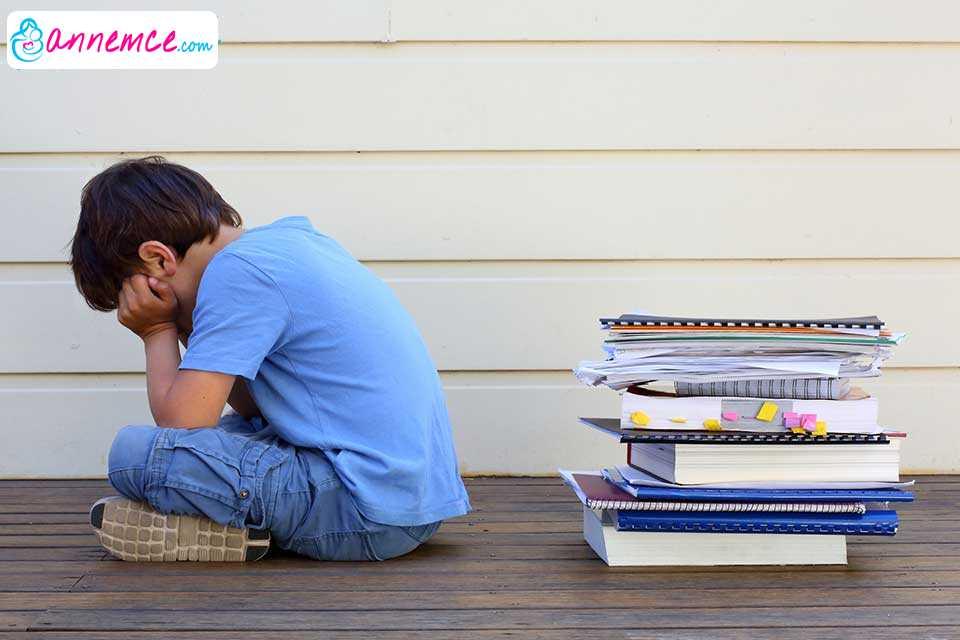 Çocukların Ruhsal Sorunları ve Çözüm Yolları