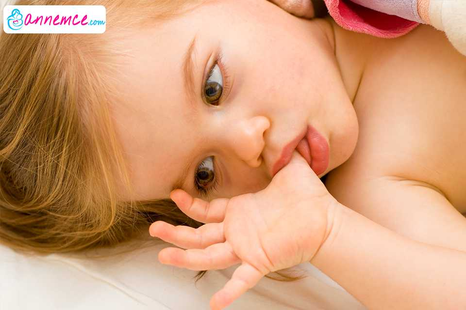 Çocukların Parmak Emmesi Hakkında Bilinmesi Gerekenler