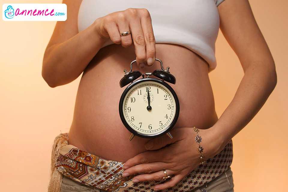 Hamileyim Karnım Ne Zaman Büyür?