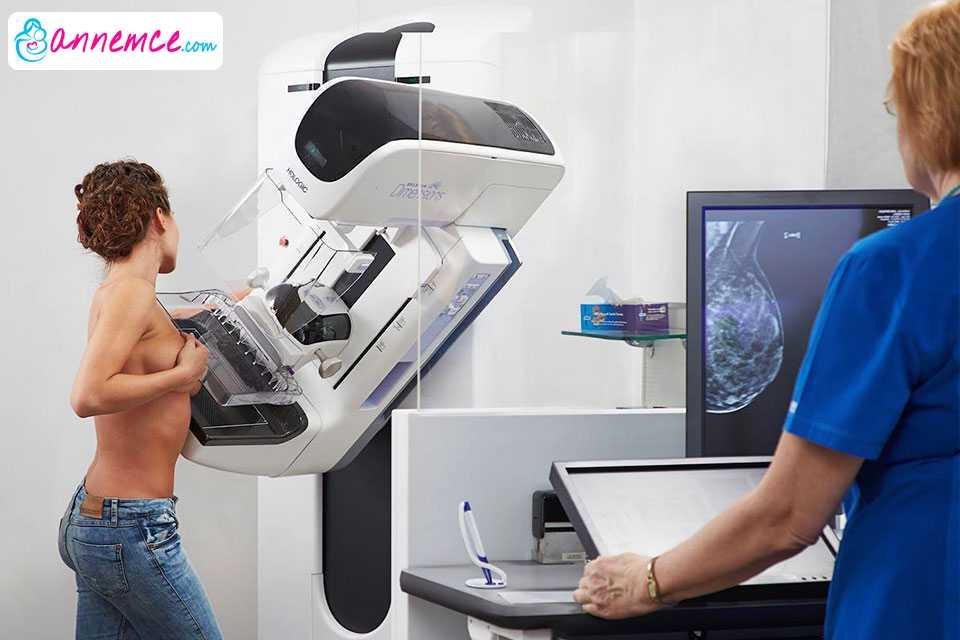 Mammografi Nedir? Nasıl Çekilir? Acı Verir mi? Zararı Var mı?