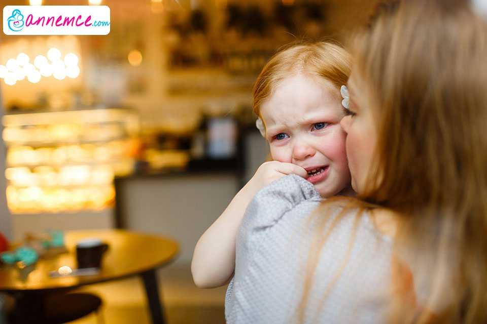 Çocuğunuz Neden Mızmızlanıyor? Anne Babalar Ne Yapabilir?
