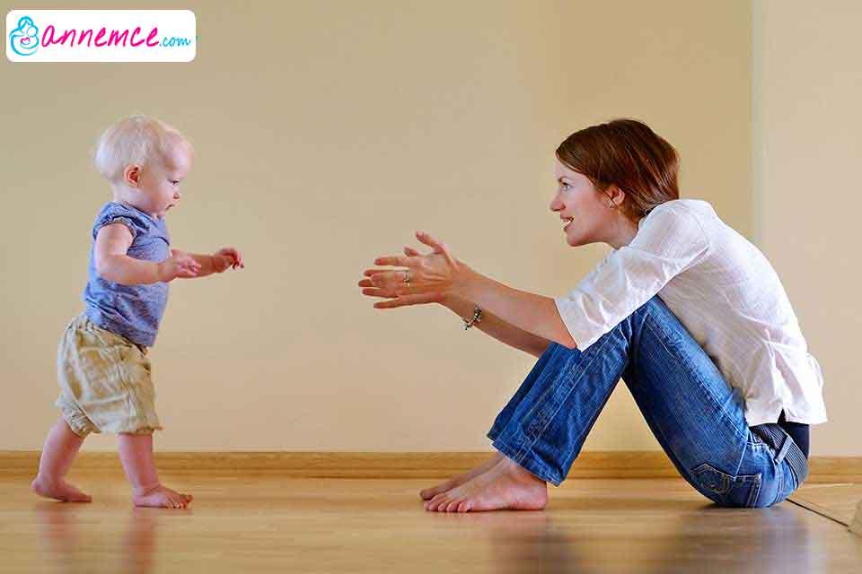 1-2 Yaşındaki Çocukların Zihinsel, Fiziksel, Hareket Gelişimi ve Eğitimi