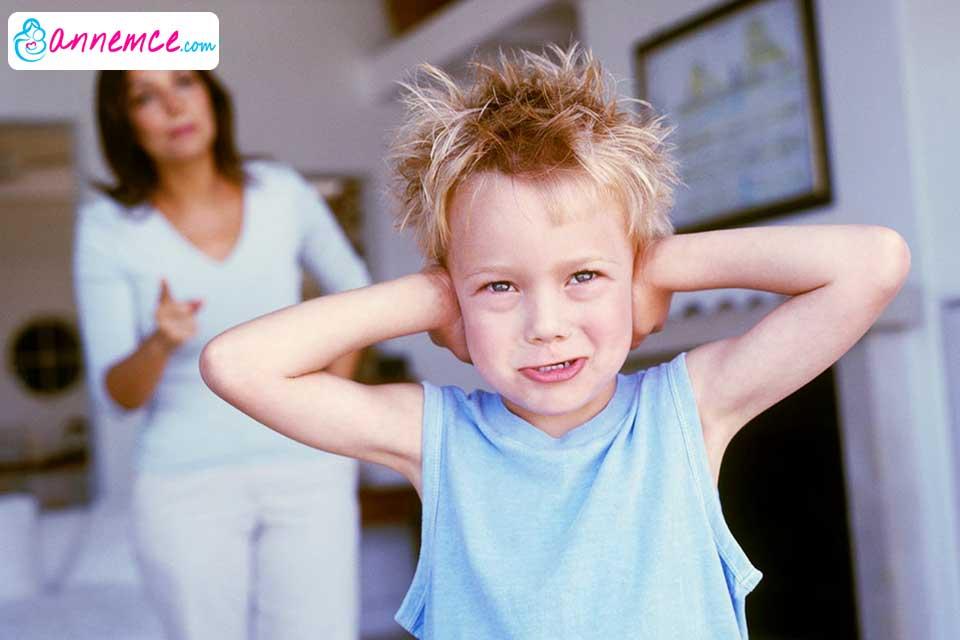 Çocuğum hiç söz dinlemiyor ne yapmalı, nasıl davranmalıyım?