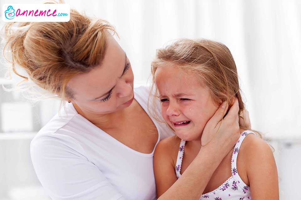 Sürekli, Sebepsiz Her Şeye Ağlayan Çocuklar