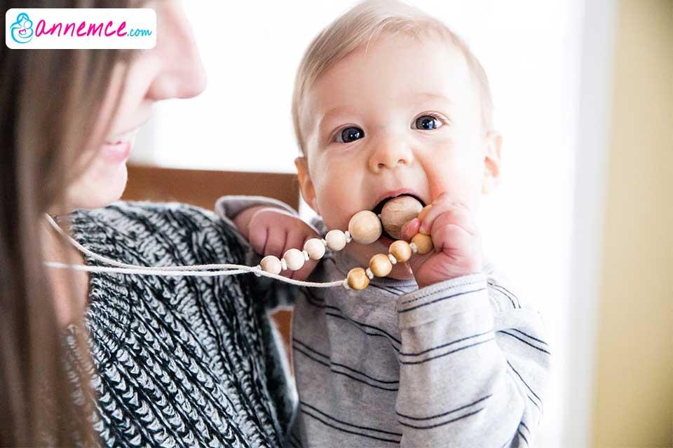 Bebeğiniz Her şeyi Ağzına Alıyorsa