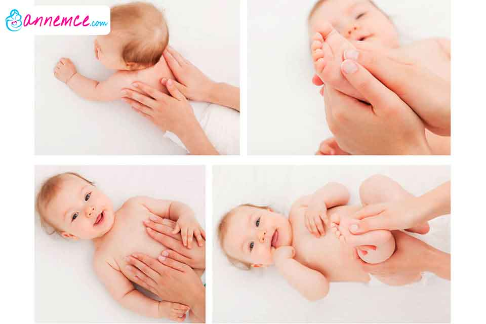 Bebek Masajı Nedir? Faydaları Nelerdir?