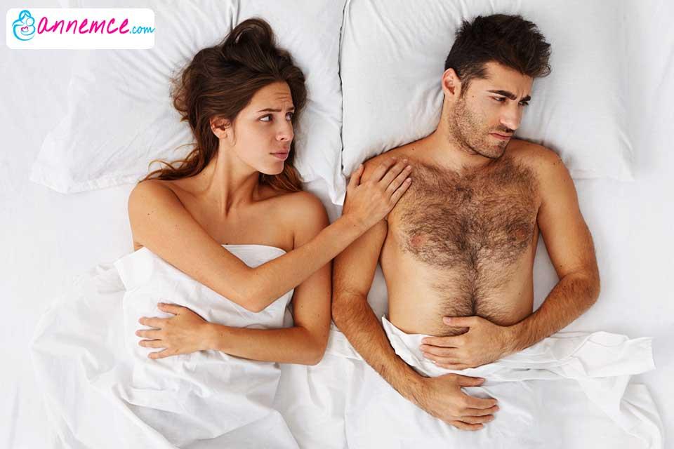 Eşler Arasındaki Cinsel Yaşamı Olumsuz Etkileyen Sorunlar