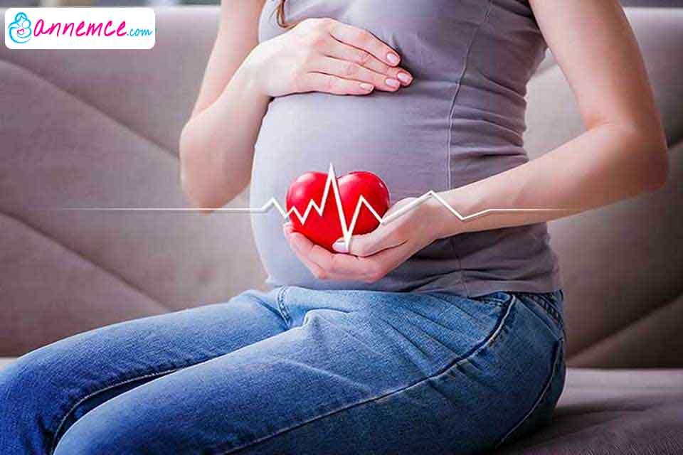 Hamilelikte Kalp ve Dolaşım Sistemi Değişiklikleri