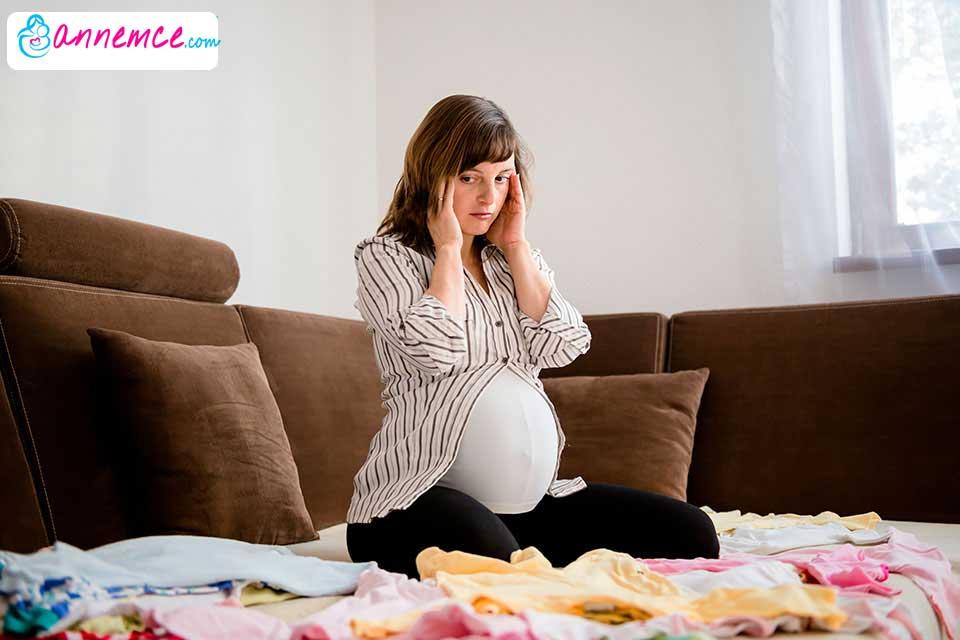 Hamilelikte Yaşanan Korku ve Endişeler