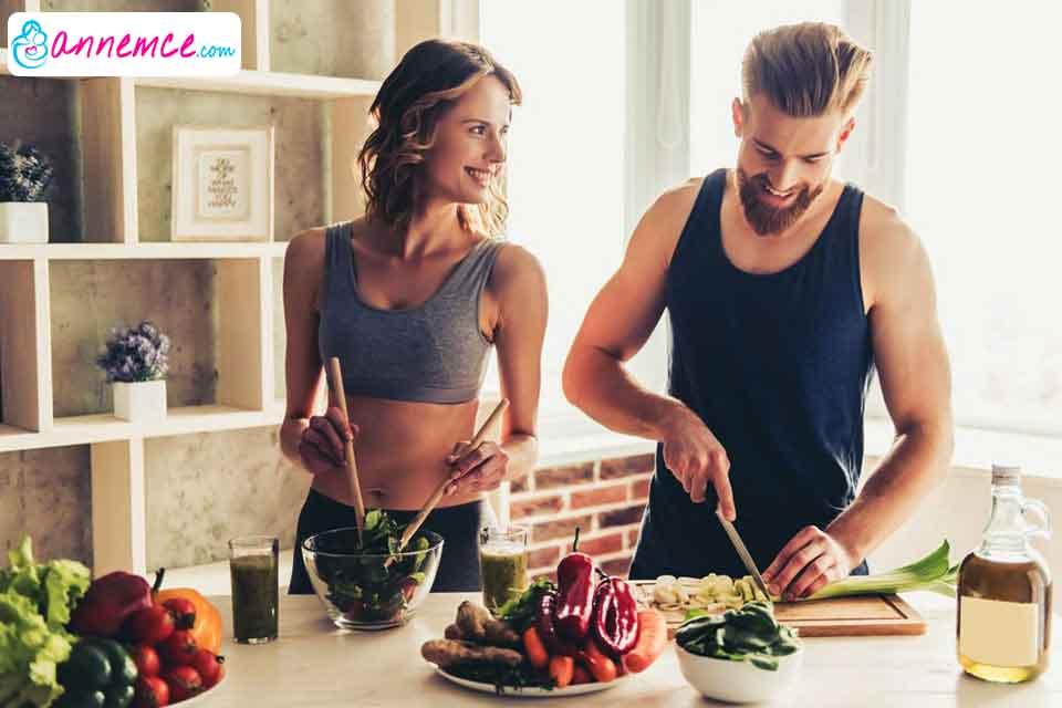 Sağlıklı Bir Yaşam; Düzenli, Dengeli Ve Bilinçli Beslenmekle Mümkün