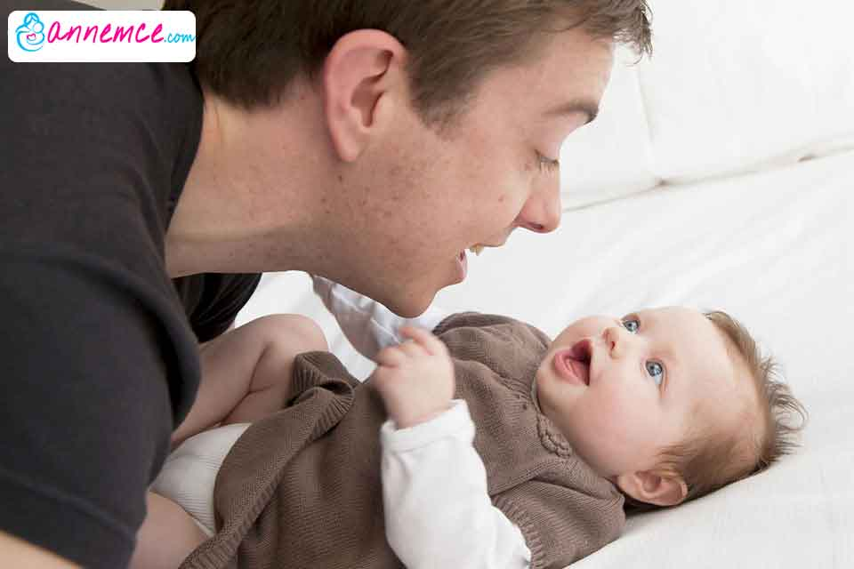 Yenidoğan Bebekle Konuşmanın Önemi ve Yararları