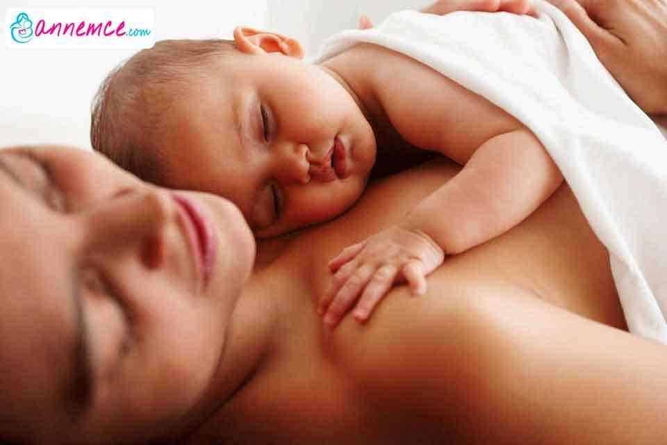 Anne ve Bebeğin Cilt, Saç ve Diş Bakımı İçin Doğal-Organik Yöntemler