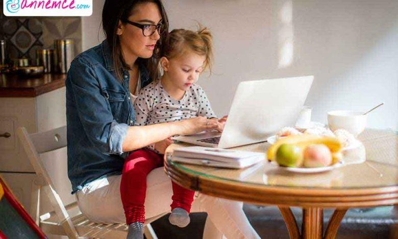 Çalışan Anne Olmak; İyi Bir Anne Olmaya Engel Mi?