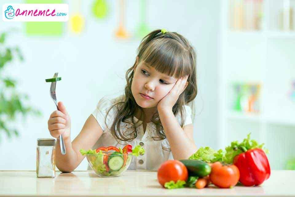 Çocuğum Düzenli Yemek Yemiyor. Ne Yapmalıyım?